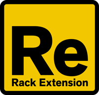The official Rack Extension Logo