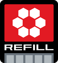 The official ReFill Logo